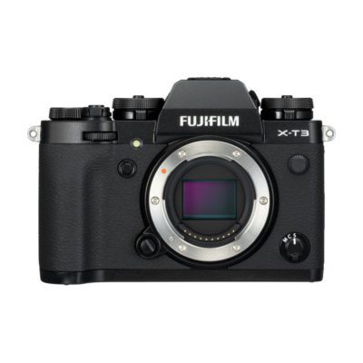 Fujifilm X-T3 systeemcamera Body Zwart