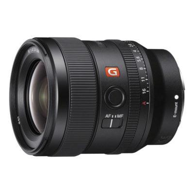 Sony FE 24mm f/1.4 GM objectief (SEL24F14GM.SYX)