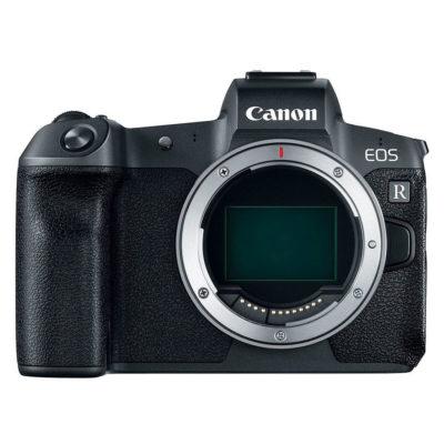 Canon EOS R systeemcamera Body Zwart