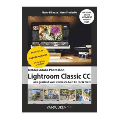 Ontdek Lightroom Classic CC - Pieter Dhaeze