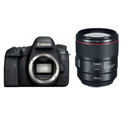 Canon EOS 6D Mark II + 85mm f/1.4L IS USM