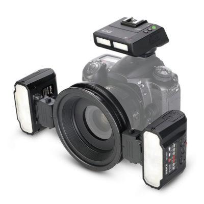 Meike Macro Twin Flash Kit MK-MT24 Canon