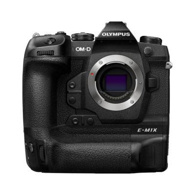 Olympus OM-D E-M1X systeemcamera Body Zwart