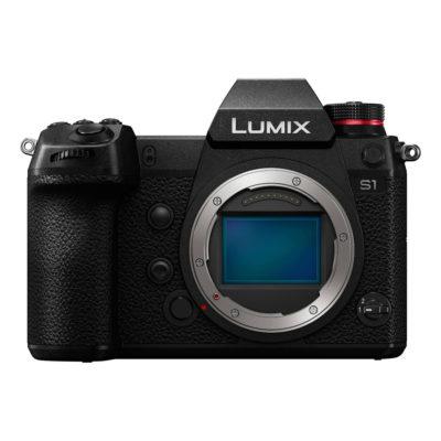 Panasonic Lumix DC-S1 systeemcamera Body Zwart