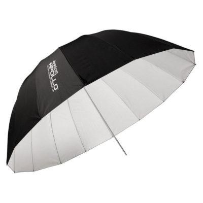 Westcott Deep Umbrella White Bounce 134.6cm