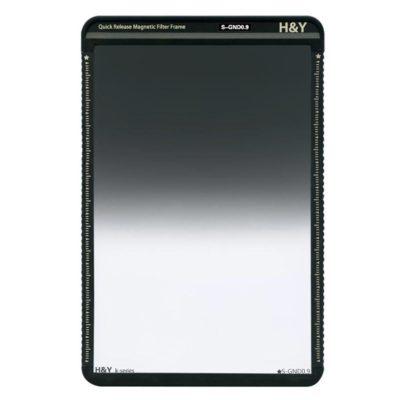H&Y K-Series ND8 0.9 100x150mm Soft Grijsverloopfilter
