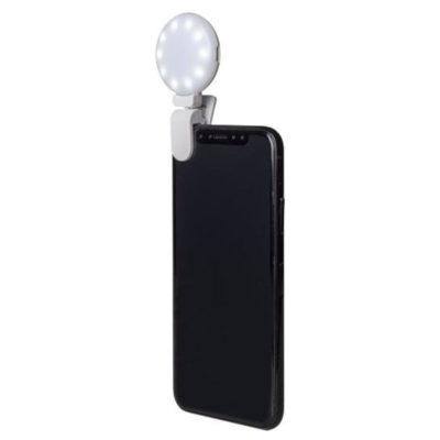 Celly Selfie Flash Light White
