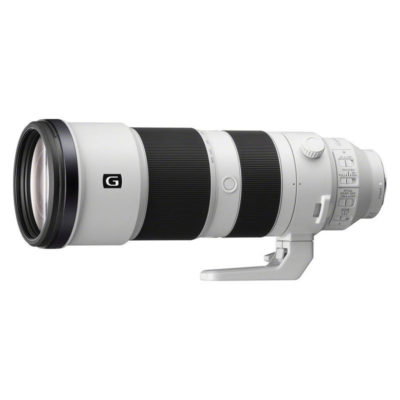 Sony FE 200-600mm f/5.6-6.3 G OSS objectief (SEL200600G.SYX)
