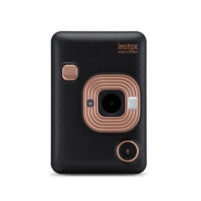 Fujifilm Instax Mini Liplay camera Elegant Black