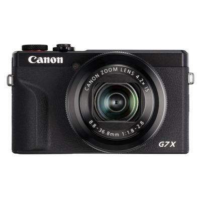 Canon PowerShot G7 X Mark III compact camera Zwart