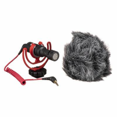 Rode VideoMicro microfoon