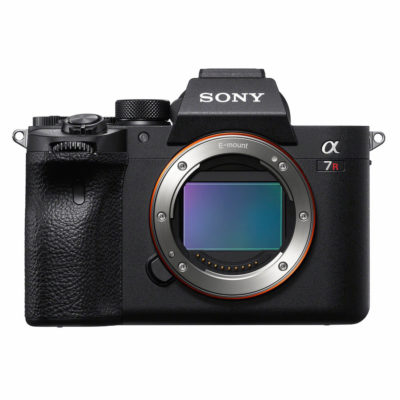 Sony Alpha A7R IV systeemcamera Body (ILCE7RM4B.CEC)