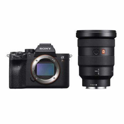 Sony Alpha A7R IV systeemcamera + 16-35mm f/2.8 GM
