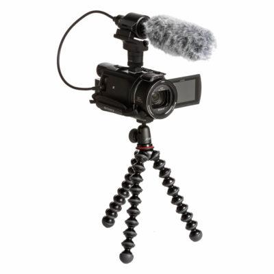 Sony FDR-AX53 4K videocamera Creator Kit (FDRAX53VGPDI.EU)