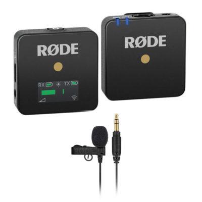 Rode Wireless GO + Lavalier GO microfoon kit