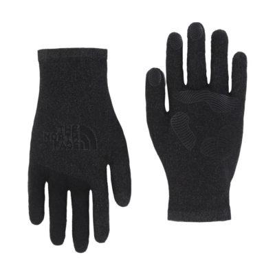 The North Face Men's Etip Knit Handschoenen L/XL Zwart