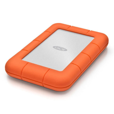 LaCie Rugged Mini 5TB USB 3.0 externe harde schijf