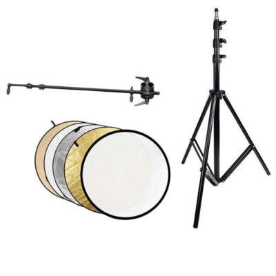 Portret Reflectiescherm Set