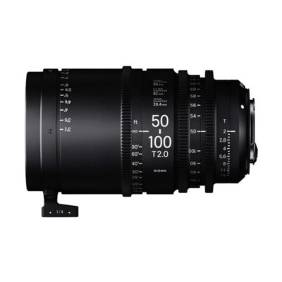 Sigma 50-100mm T2.0 Cine High-Speed Zoom Sony E-mount objectief