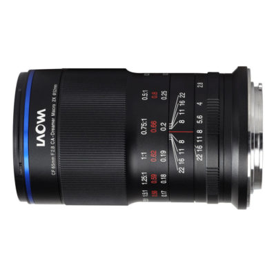 Laowa 65mm f/2.8 2x Ultra-Macro Sony E objectief