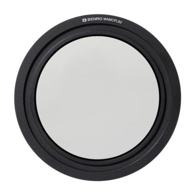 Benro Master Filter Magnetic CPL-HD ULCA WMC/Slim 82mm