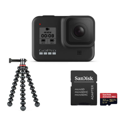 GoPro Hero 8 Black action cam Streaming Kit