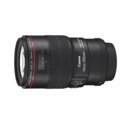Canon EF 100mm f/2.8L Macro IS USM objectief