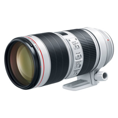 Canon EF 70-200mm f/2.8L IS USM III objectief