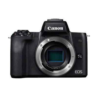 Canon EOS M50 systeemcamera Body Zwart