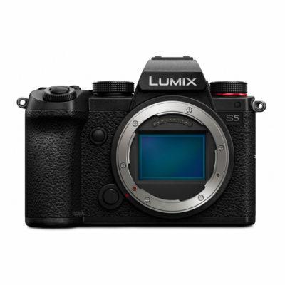 Panasonic Lumix DC-S5 systeemcamera Body Zwart
