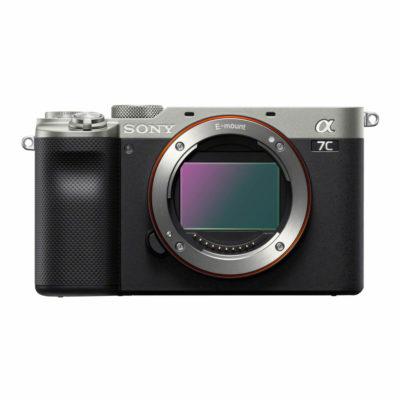 Sony Alpha A7C systeemcamera Body Zilver (ILCE7CS.CEC)