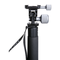 Really Right Stuff MH-01 Hi-Capacity Monopod Head met B2-Pro II - thumbnail 4
